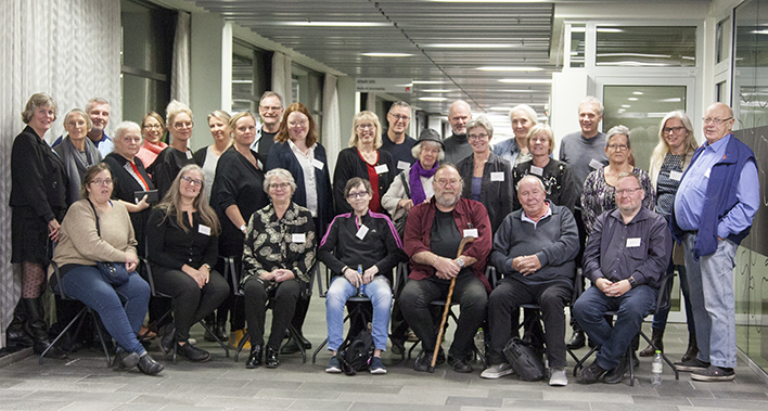 Patient- og pårørendepanelet på Amager og Hvidovre Hospital