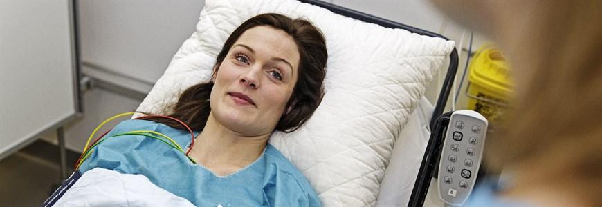 svimmelhed efter operation