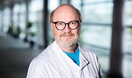 Henrik Westh, professor og overlæge