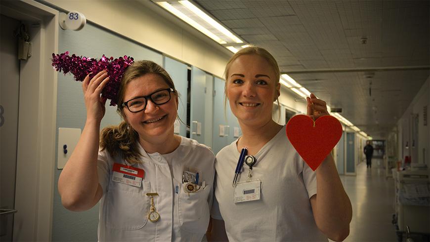 presse og nyt pressemeddelelser og nyheder nyheder fra hvidovre hospital Sider Pynt og paene kjoler