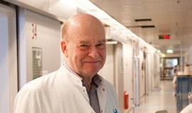 overlæge Jens Ole Nielsen