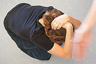 Billed af voldsoffer
